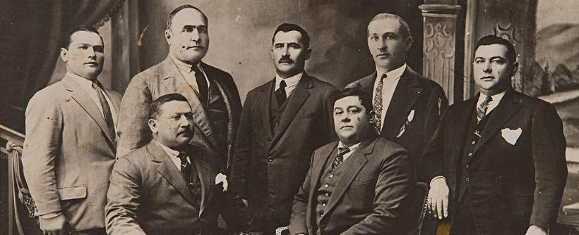 1910 - 1948