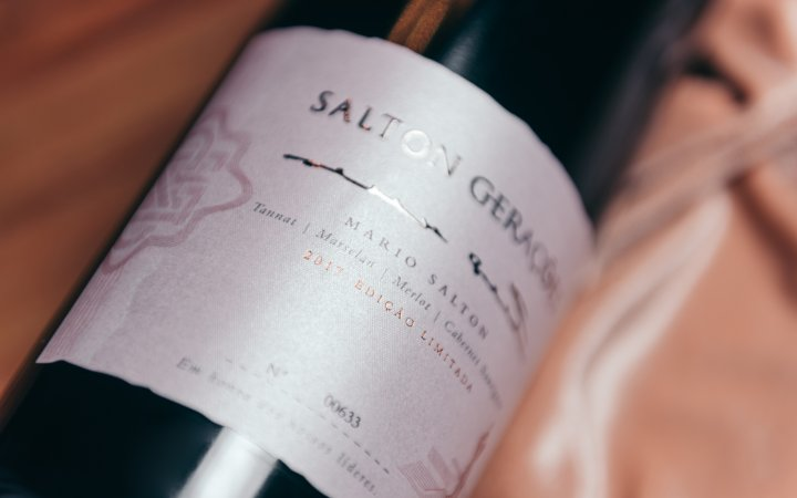 Gerações Mário Salton: novo tinto da vinícola de 111 anos é lançado