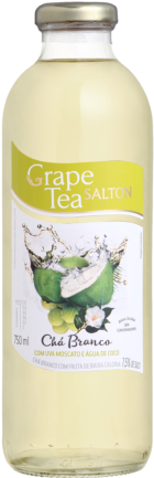 GRAPE TEA with Coconut Water
