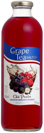 GRAPE TEA SALTON – FRUTAS ROJAS