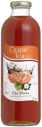GRAPE TEA with Tangerine Flavor