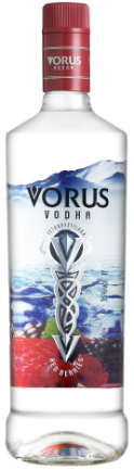 VODKA VORUS RED BERRIES