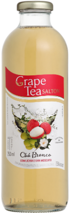Grape Tea Chá Branco com Uva Moscato e Sabor Lichia